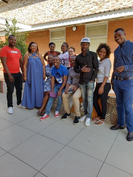 Our Troupes - Hope Restored ImprovED MbombelaKanyamazane South Africa