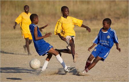 Soccer Goals for Healthy Goals