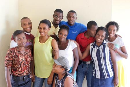 Haiti039s Newest ImprovED Troupe Wraps Training in Port Salut