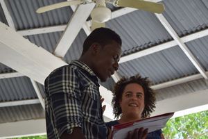 Troupe Training in Haiti Continues