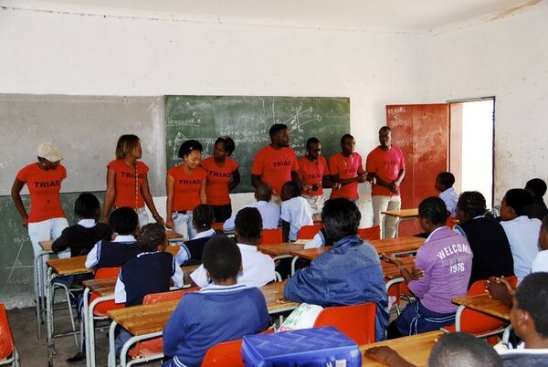 ImprovED gears up for another term in schools across the Nkomazi