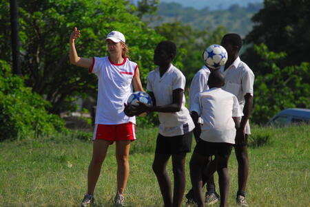 New Year New Cheer Clinics for Counsellors Coaches and Kids in KwaZulu Natal